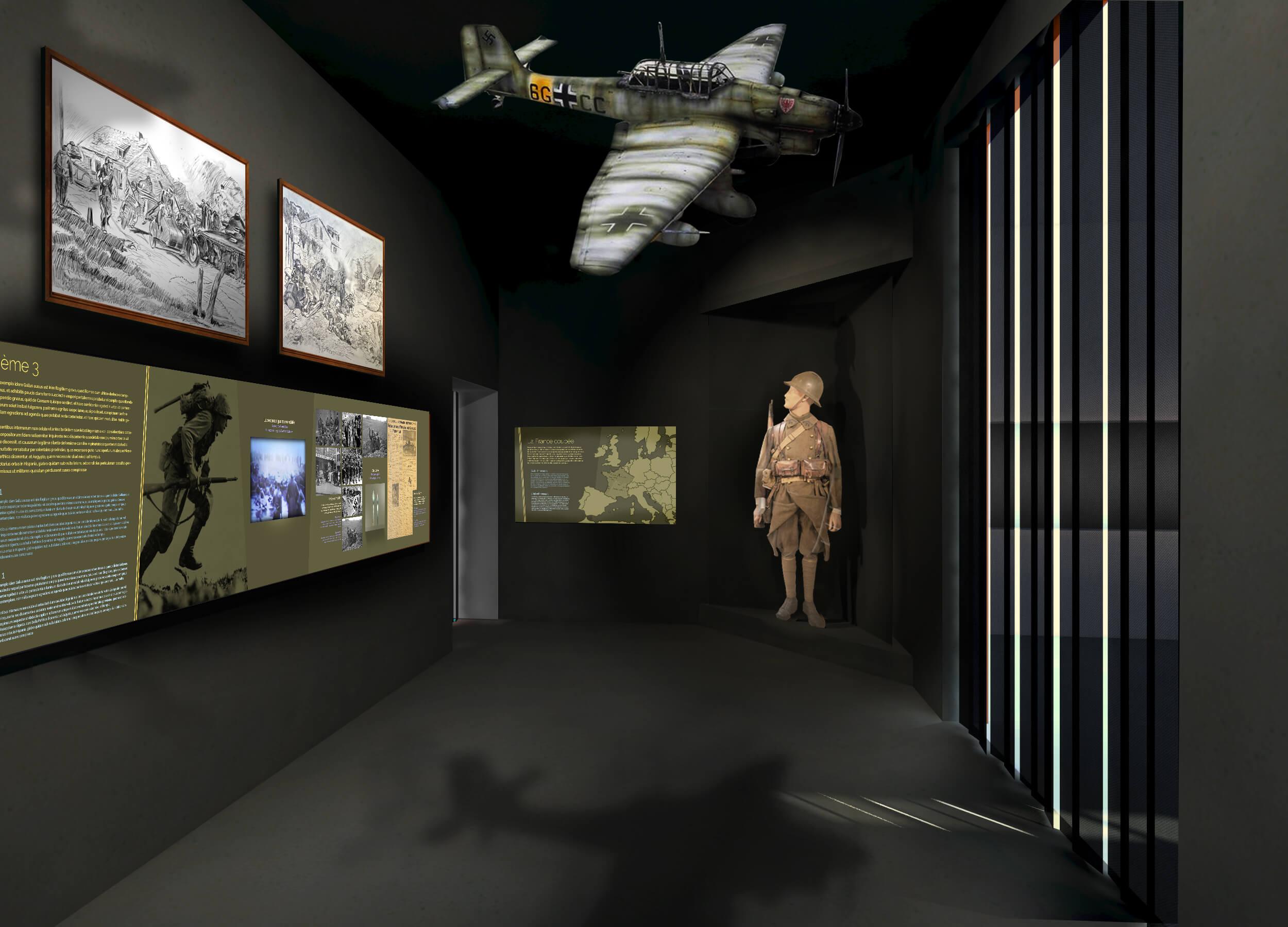 couloir-de-l'armisttice-1940